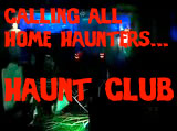 Calling all Home Haunters